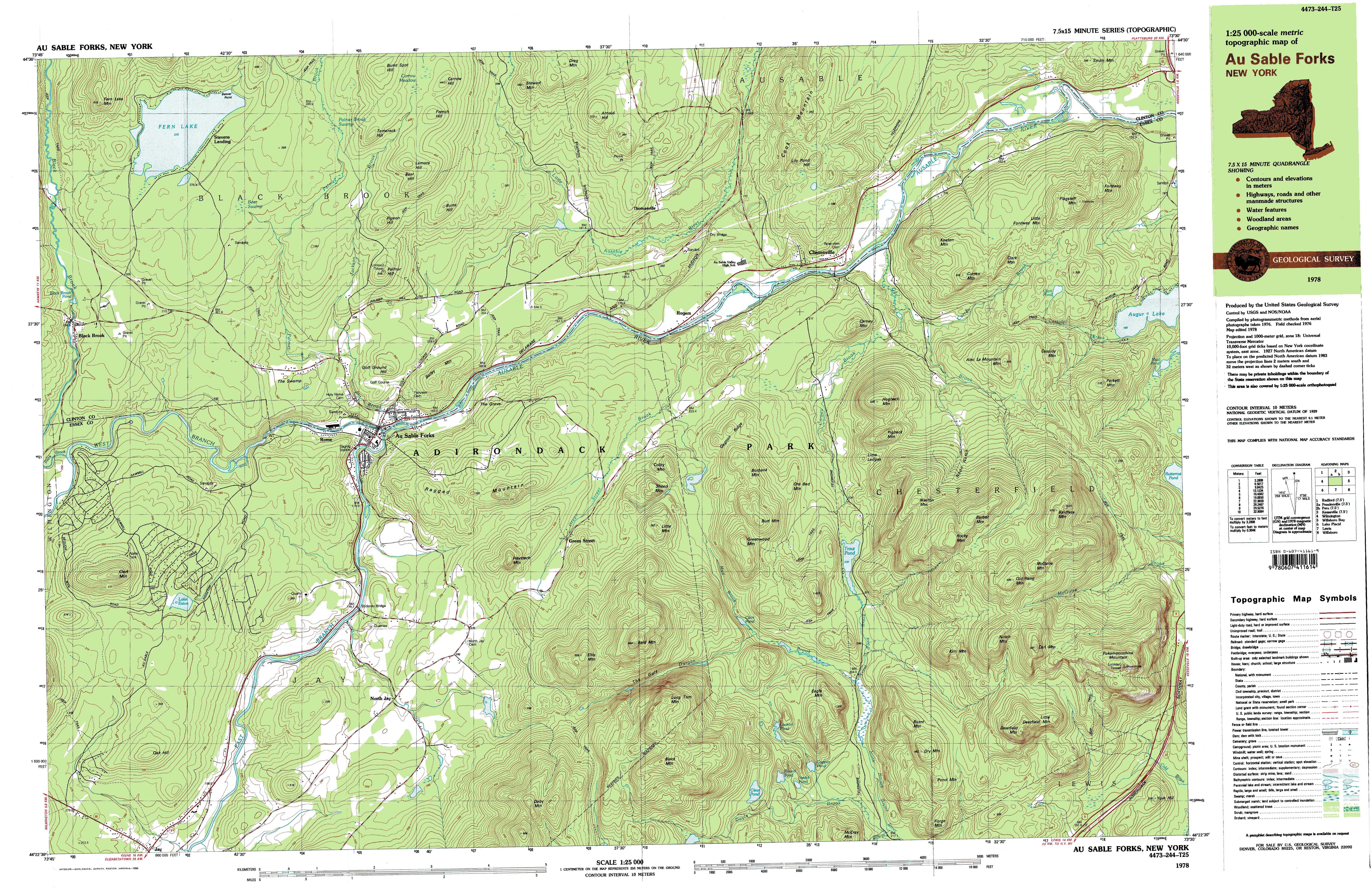 Topography Map Of Ohio.New York Topo Maps 7 5 Minute Topographic Maps 1 24 000 Scale