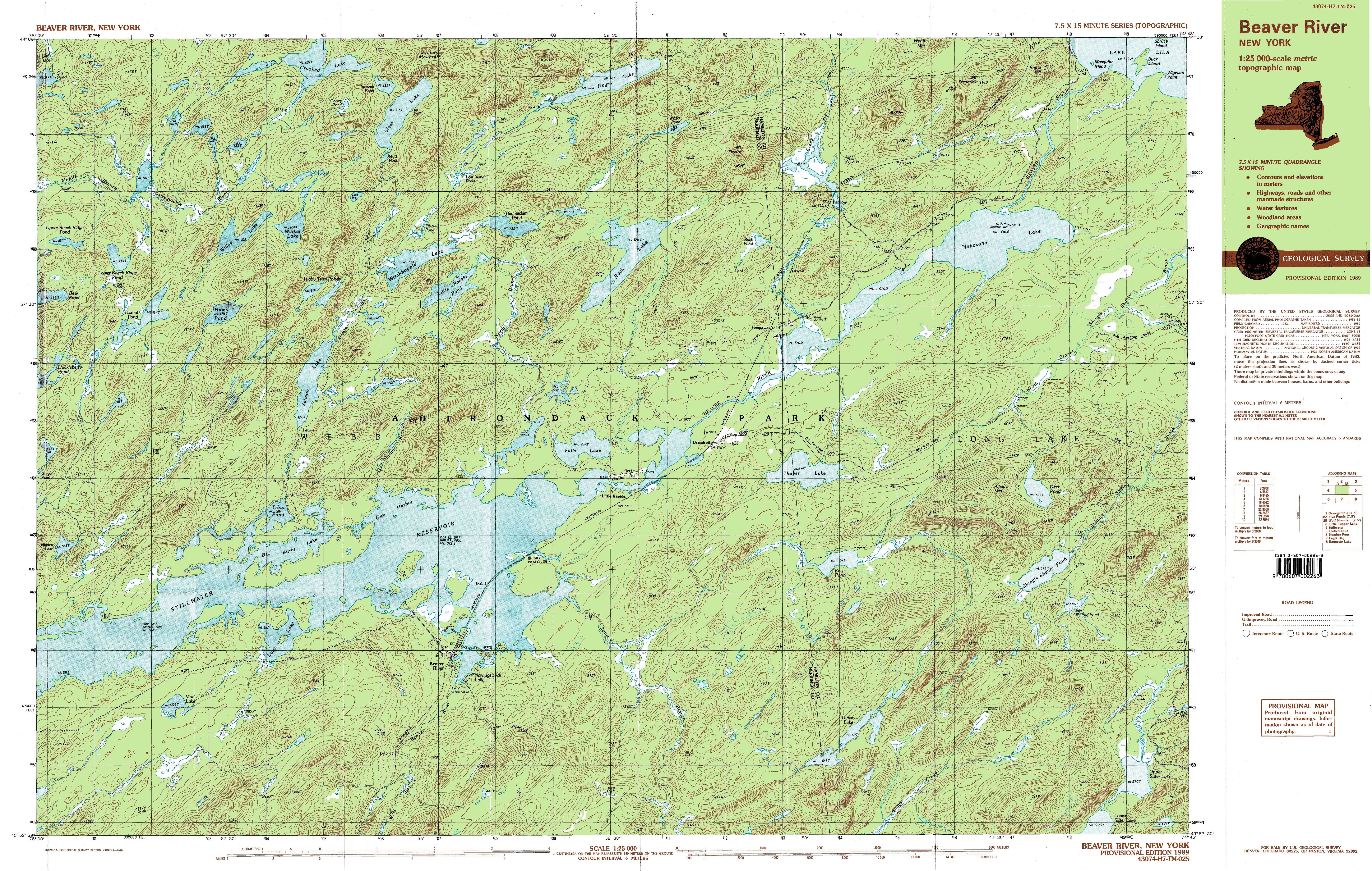 Red River Gorge Topographic Map.New York Topo Maps 7 5 Minute Topographic Maps 1 24 000 Scale