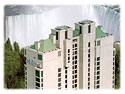 The Hilton Niagara Falls Fallsview Hotel