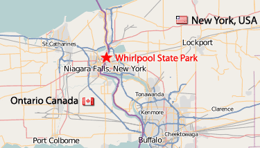 Whirlpool State Park Location
